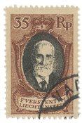 Liechtenstein 1921 - Michel 56 - Stemplet