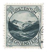 Liechtenstein 1930 - Michel 98 - Oblitéré
