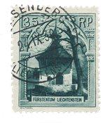 Liechtenstein 1930 - Michel 100 - Oblitéré