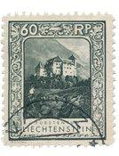 Liechtenstein 1930 - Michel 103 - Oblitéré