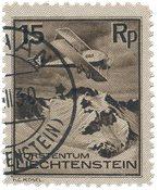 Liechtenstein 1930 - Michel 108 - Oblitéré