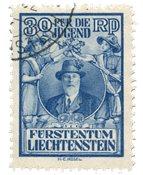 Liechtenstein 1932 - Michel 118 - Stemplet