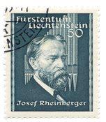 Liechtenstein 1939 - Michel 172 - Stemplet