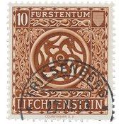 Liechtenstein 1953 - Michel 319 - Oblitéré