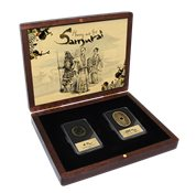 Japan - Money of the Samurai - 2 samurai coins
