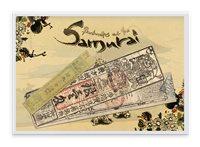 Japan - Samurai-seddelsamling - 3 samurai-sedler