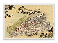 Japon - Collection de billets de banque Samouraï - 3 billets de banque