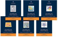 Stanley Gibbons - Stamps of the World, Simplified 2020 - 6 catalogues