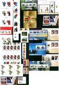 Canada - postzegel pakket - postfris