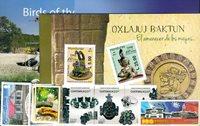 Caymanin-saaret, Curacao, Guatemala, Honduras - Postimerkkipakkaus - Postituore