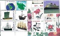 Saint Pierre & Miquelon, Saint Martin -  Paquet de  timbres - Neufs