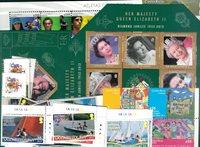 Barbados, Belize, De bristiske jomfruøer, Costa Rica - Frimærkepakke - Postfrisk