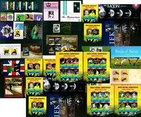 Nevis - postzegel pakket - postfris