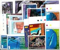 Cayman saaret - Postimerkkipakkaus - Postituore