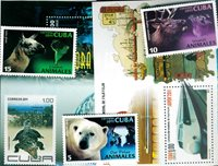 Cuba -  Paquet de timbres - Neufs