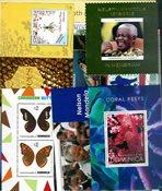 Dominica - Postimerkkipakkaus - Postituore