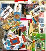 Monde entier - Paquet de timbres - Neufs