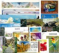 Israel, Jordan, Libanon, Palestina - Frimærkepakke   - Postfrisk
