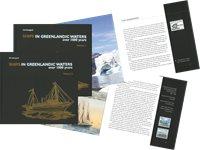 Skibsfart på Grønland gennem 1000 år - Bind I+II -  Engelsk - Bøger