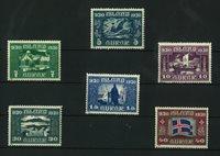 Island - Postfriske frimærker