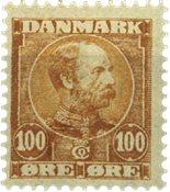 Danmark 1904 - AFA 51 - Postfrisk