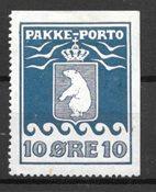 Grönlanti 1912 - Pak 3A2 - Käyttämätön
