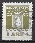 Grönlanti 1915 - Pak 4 - Leimattuina