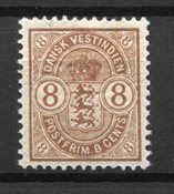 Danish West Indies 1903 - AFA 23 - Mint