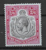 British Colonies 1918 - Kat 44 - Unused