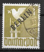 Berlin 1948 - AFA 17 - Cancelled