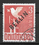 Berlin 1948 - AFA 19 - Cancelled