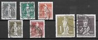 Berlin 1949 - AFA 35-41 - Cancelled