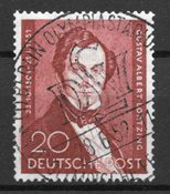 Berlin 1951 - AFA 74 - Cancelled