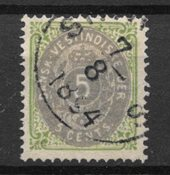 Danish West Indies  - AFA 10y - Cancelled
