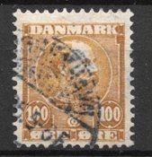 Danimarca  - AFA  51 - Usati