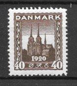 Danimarca  - AFA 114 - Nuovo