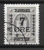 Danimarca  - AFA 161 - Usati