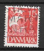 Danimarca  - AFA 169y - Usati