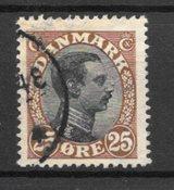 Danimarca  - AFA 101 - Usati