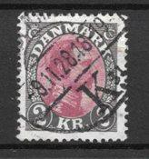 Danimarca  - AFA 152 - Usati