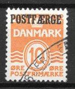 Danimarca  - AFA 15 - Usati