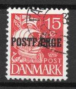 Danmark  - AFA 16a - stemplet