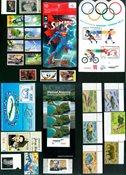 Canada, Costa Rica, Cuba, Curaçao -  Paquet de timbres - Neufs