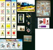 Colombia, Guyana, Paraguay, Uruguay - postzegel pakket - postfris