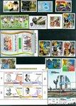 Etelä-Amerikka, eri maita - Postimerkkipakkaus - Postituore