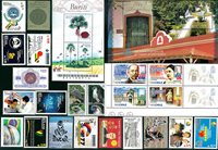 Argentiina, Bolivia, Brasilia, Chile - Postimerkkipakkaus - Postituore