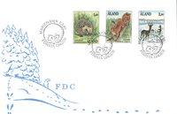 Åland 1991 - Env.premier jour - LAPE no. 44-46