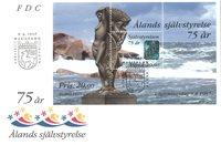 Åland 1997 - Env.premier jour - LAPE no. ABL. 3