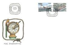 Åland 1997 - FDC - LAPE nr. 131-132