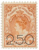 Holland 1920 - NVPH 104 - Ubrugt